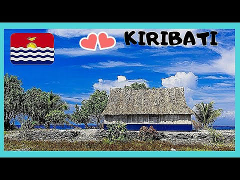 KIRIBATI, a tour and the 3 huge challenges this nation is fa