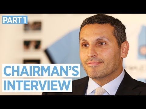 CHAIRMAN'S INTERVIEW | Manchester City 2016/17 End Of Season