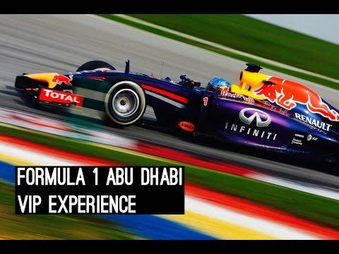 Formula 1 Abu Dhabi VIP Experience (Vlog #101)