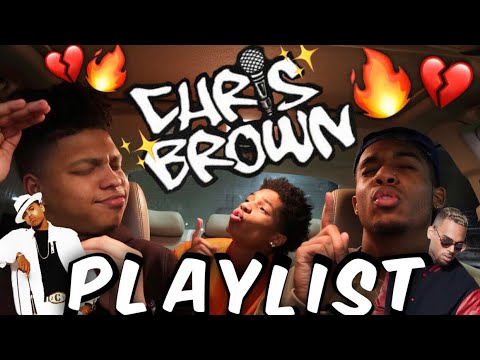THE GREATEST CHRIS BROWN PLAYLIST OF ALL TIME‼️🎶🔥🤯