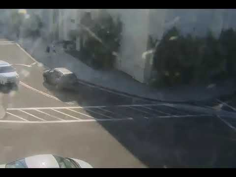 Fashion Valley Mall Robbery Video 1 of 2
