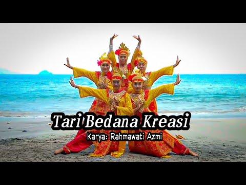 Tari Bedana Kreasi   Muli-Muli~Desa Canti~\\\\ Kec.Rajabasa Lampung Selatan
