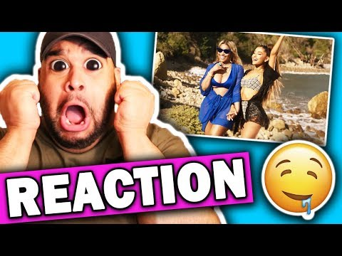Nicki Minaj ft Ariana Grande - Bed   REACTION