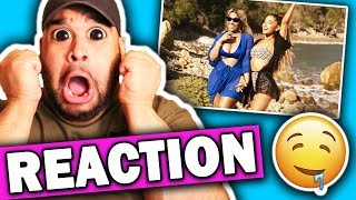 Nicki Minaj ft. Ariana Grande - Bed (Music Video) REACTION