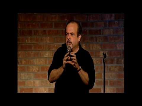 Comedian Kevin McGrath