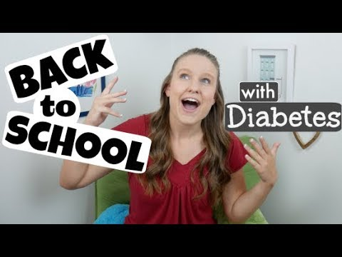 Back to School ...with Diabetes!