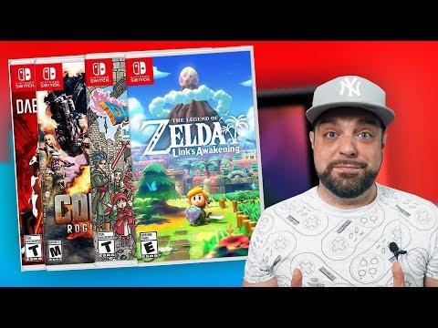 12 BIGGEST New Nintendo Switch Games for September!