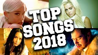 Top 100 Hit Songs of 2018