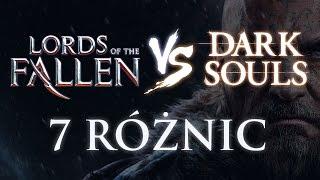 Lords of the Fallen vs Dark Souls - 7 różnic