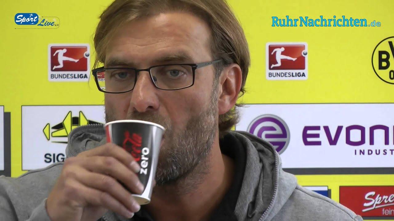BVB Pressekonferenz vom 24. September 2012 vor dem Spiel Eintracht Frankfurt gegen Borussia Dortmund
