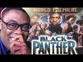 BLACK PANTHER Premiere & Movie Reaction - No Spoilers / Not a Review (Black Nerd)