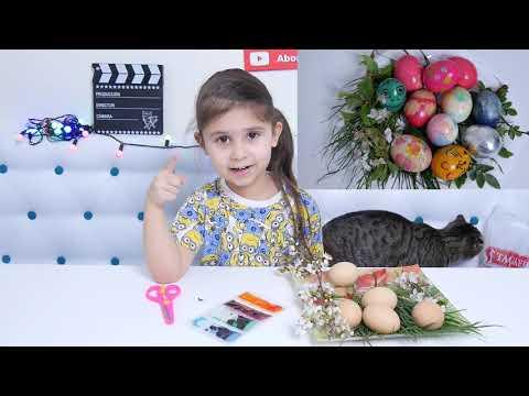 Vopsim ouă de Paște / IDEI SIMPLE și RAPIDE / DIY OUĂ DE PAȘTE PENTRU COPII from YouTube · Duration:  8 minutes 47 seconds
