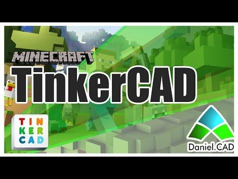 Autodesk TinkerCAD - Importando Construções p/ o Minecraft ...