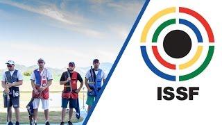 Skeet Men Final - 2016 ISSF World Cup in all events in Rio de Janeiro (BRA)