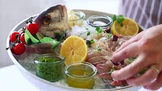 Новые рестораны Москвы FISH / Ресторанный Синдикат
