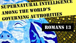 Michael Heiser — Supernatural Intelligence and the World's Governing Authorities