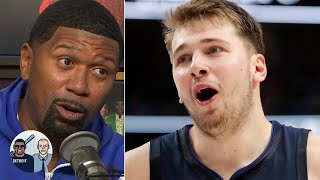 Luka Doncic is a top 10 NBA player RIGHT NOW - Jalen Rose | Jalen & Jacoby