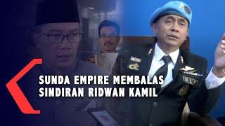 Ridwan Kamil Sebut Banyak Orang Stres, Ini Reaksi Petinggi Sunda Empire