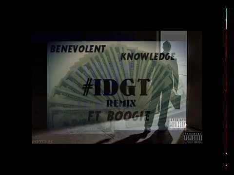 Download Benevolent Knowledge ft  Boogie - I Dont Get Tired (#IDGT) Remix