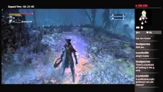 Bloodborne with RG! (Part 2)