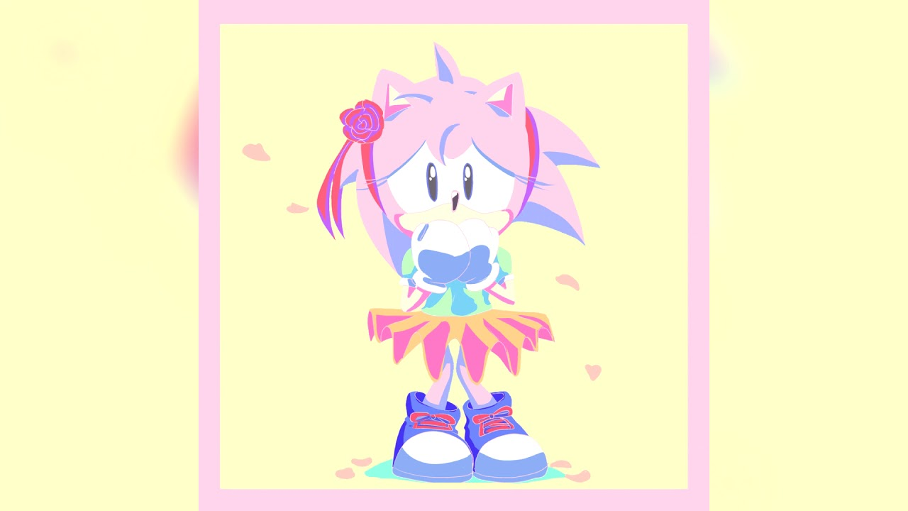 [2019] Cacola - Amy Rose