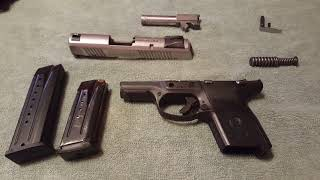 Most over looked carry gun Ruger SR9C