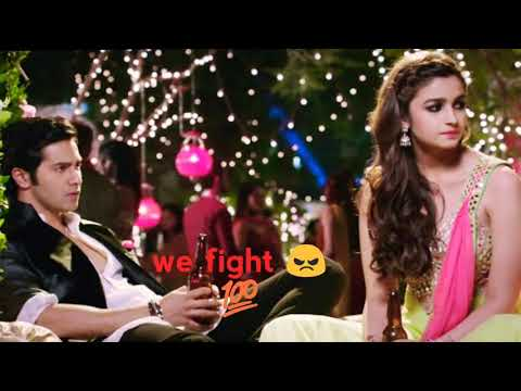 We fight, ignore #never give up #new whatsapp status video #love #quotes #cute message