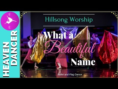 What A Beautiful Name Hillsong Worship  Let There Be Light version