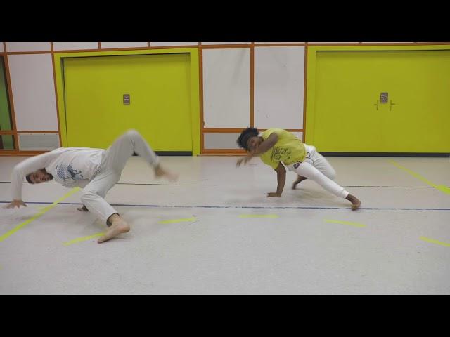 Capoeira Flow- Mestre Primo & Gugu Quilombola