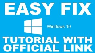 EASY FIX Window 10 Blue Screen of DEATH & Restart Issues Download Windows 10 Reinstall USB Clean