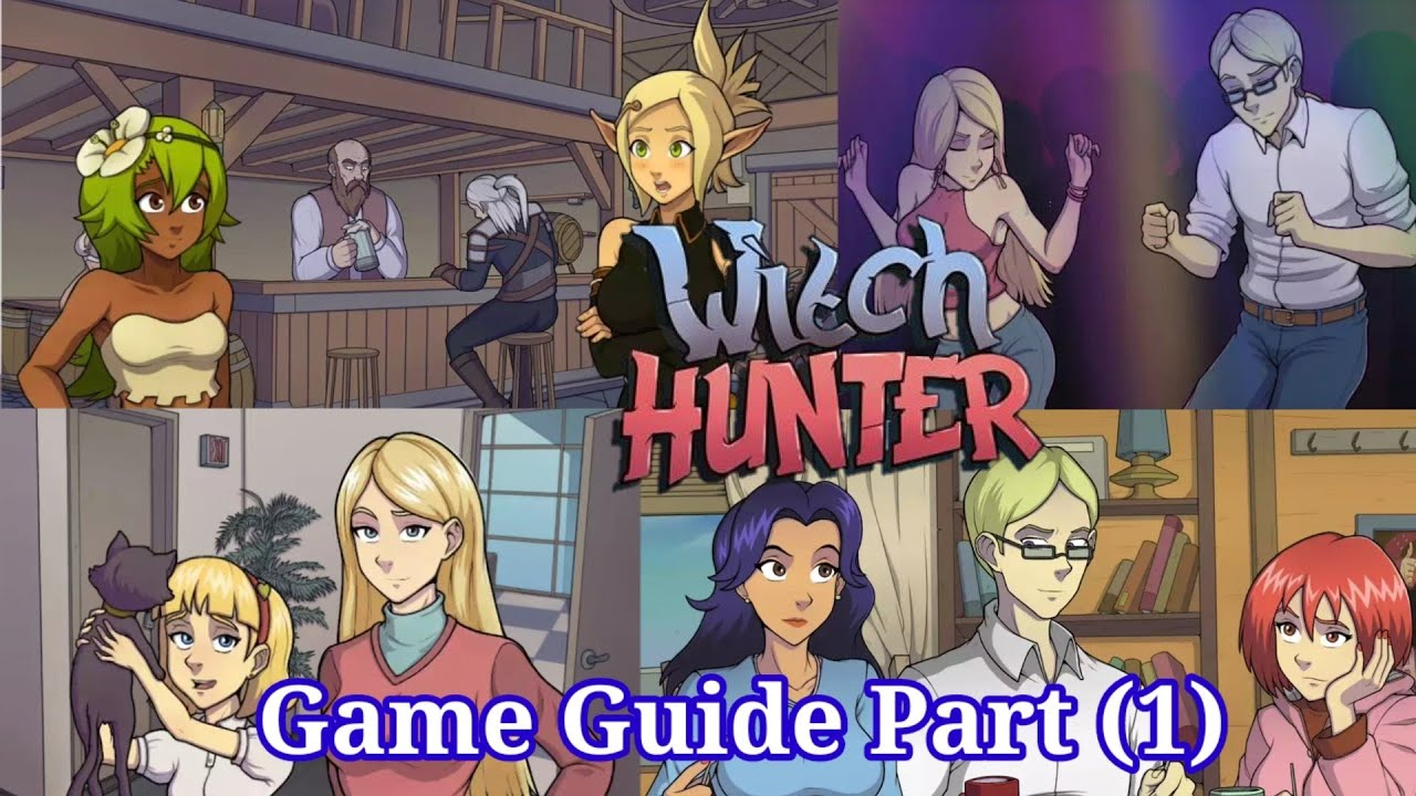 Download Witch Hunter Game Guide Part (1)