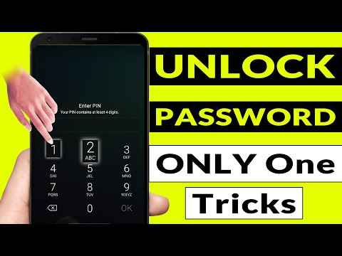 Remove Pin Lock In Emergency Mode With Proof [In Hindi] - Tech Same Tv || Any Lock Unlock