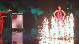 Video America's Got Talent 2016 Quick Change Magic Sos & Victoria Petrosyan Full Judge Cuts Clip S11E11 download MP3, 3GP, MP4, WEBM, AVI, FLV Mei 2018