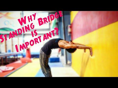 How To Do Standing Bridge| How To Learn Standing Bridge