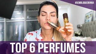 QUAIS SÃO OS MEUS PERFUMES FAVORITOS? | BEM BLOGUEIRINHA thumbnail