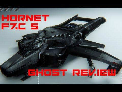 Star Citizen Hornet Ghost Review