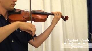 Suzuki Violin Book 1 - Number 17 - Gavotte