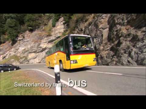 A Tour of Switzerland-Swiss Pass Offer