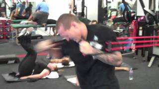 Arena Fitness presents Legacy MMA Fighter Rob Gooch