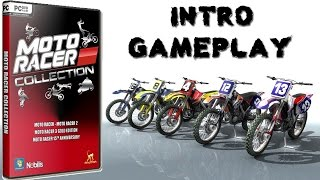 Moto Racer Collection Gameplay & Intro HD