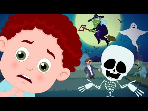 Schoolies | Halloween is back | scary nursery rhymes for kids