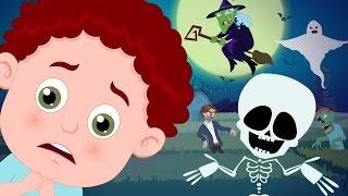 Schoolies | halloween is back | scary nursery rhymes for kids