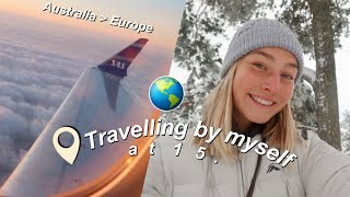 TRAVELLING OVERSEAS ALONE! (for a year)