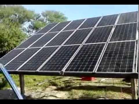 BOMBA SOLAR SUMERGIBLE -LORENTZ – ALEMANAS 25.000 Litros/Hora- Unicas para RIEGOS