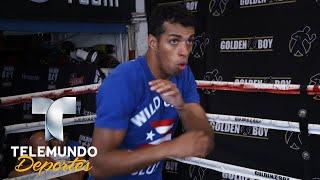 Machado listo para su defensa titular | Boxeo | Telemundo Deportes