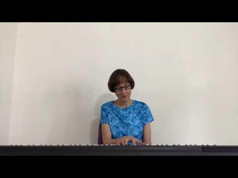Swingin' Chopin C Minor Prelude with Improv!