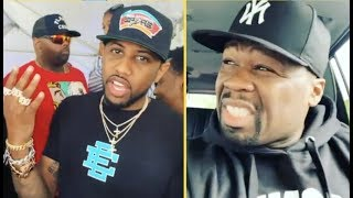 50 Cent Shows How Rich His Friends Are Including Fabolous