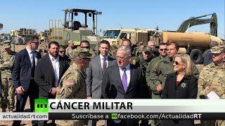 En Alemania vinculan el aumento de casos de cáncer con una base militar de EE.UU.