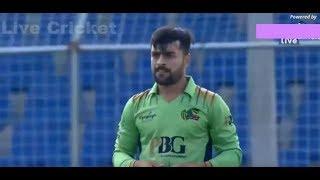 LIVE : Kabul Eagles vs Band-e-Amir Dragons Qualifier 2 Shpageeza Cricket League