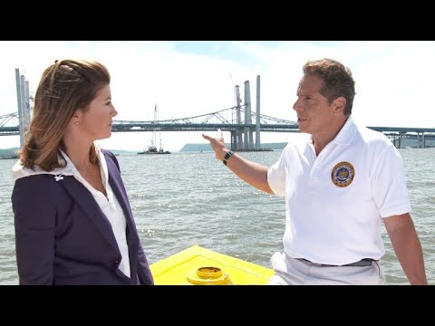 Preview: New York Gov. Cuomo on making new bridge a reality